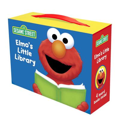 Elmo's Little Library By Albee, Sarah/ Allen, Constance/ November, Deborah/ Swanson, Maggie (ILT)/ Leigh, Tom (ILT)